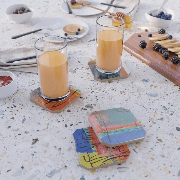 Julie Ellis Artist Coasters