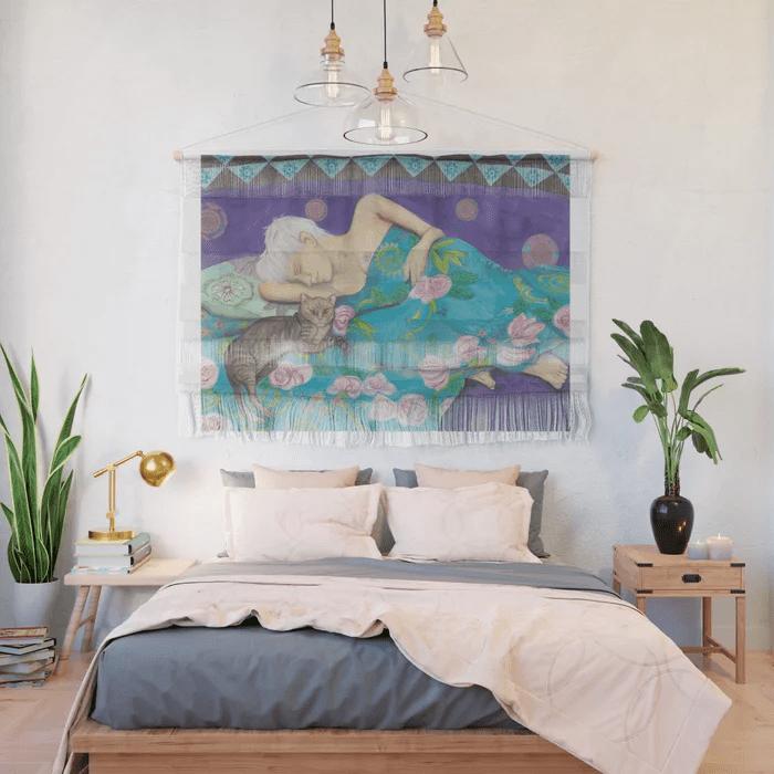 Julie Ellis Artist_Wall Hanging-min