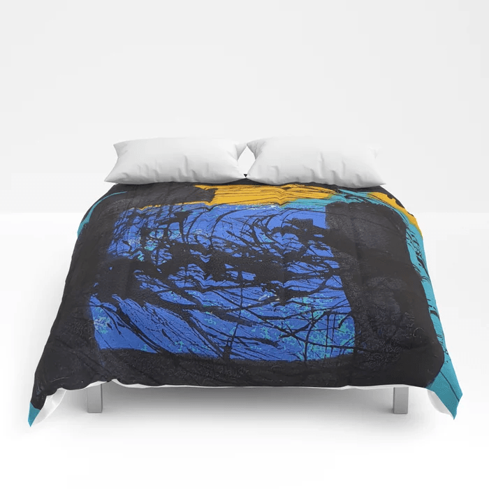 Julie Ellis Artist Bed and Bath