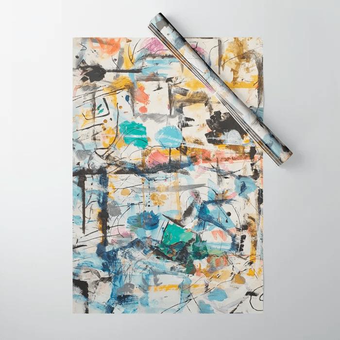 Julie Ellis Artist Wrapping Paper